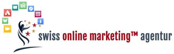 Logo swiss online marketing™ agentur